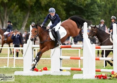 P14: Elite Grand Prix SJ Pony / 2 Star Eventer