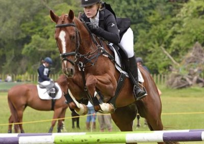 E467: Competitive Young Pre Novice Eventer