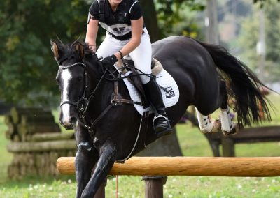 E455: Winning 3* Eventer