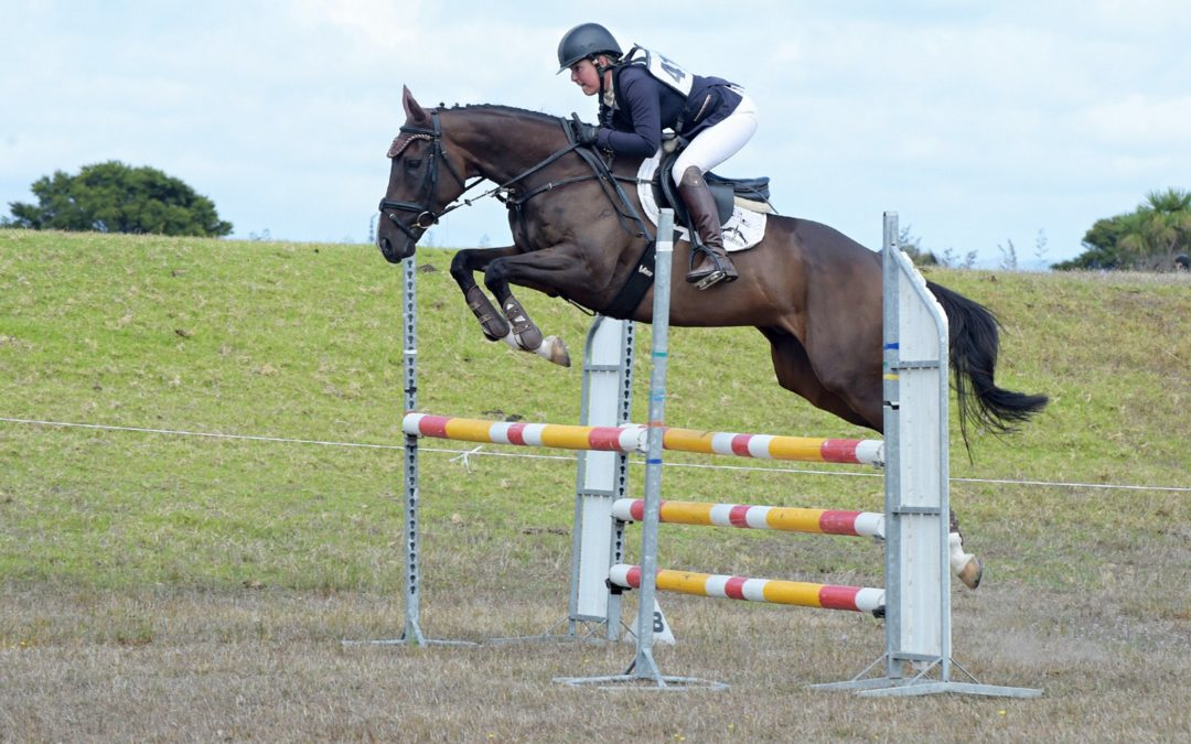 E 476 : Talented Young Eventer