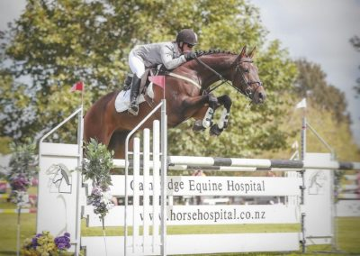 E 479 : Genuine Safe 3* Eventer